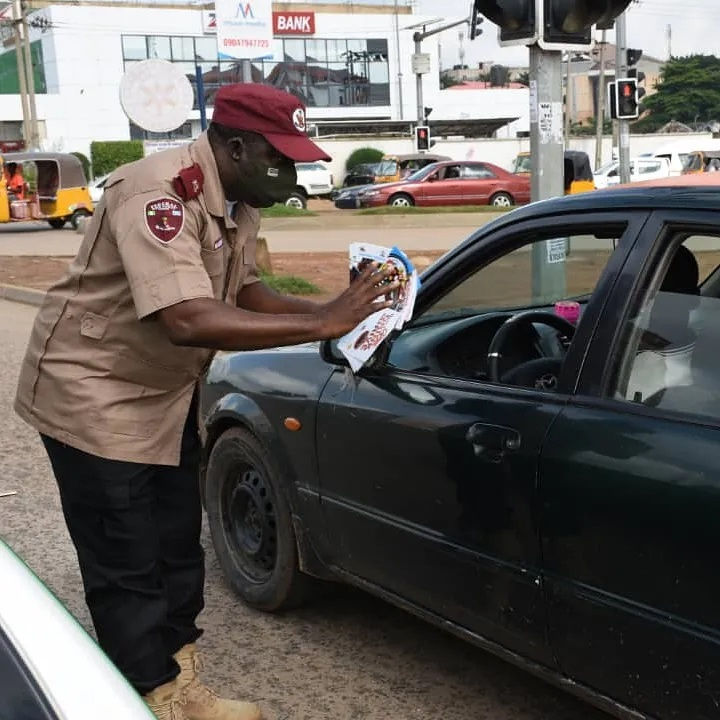 Motorists driving with earphones or AirPods risk six months in jail –FRSC