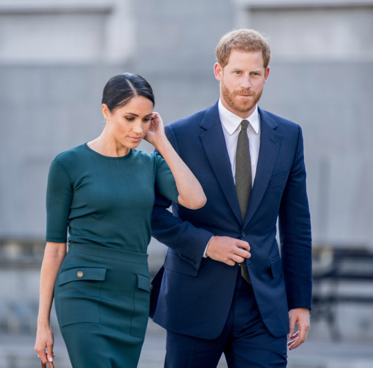 Meghan and Harry 'request meeting with Queen' to introduce baby Lilibet
