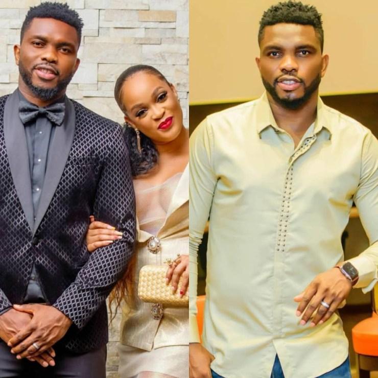 Joseph Yobo's wife sends touching birthday message to hubby