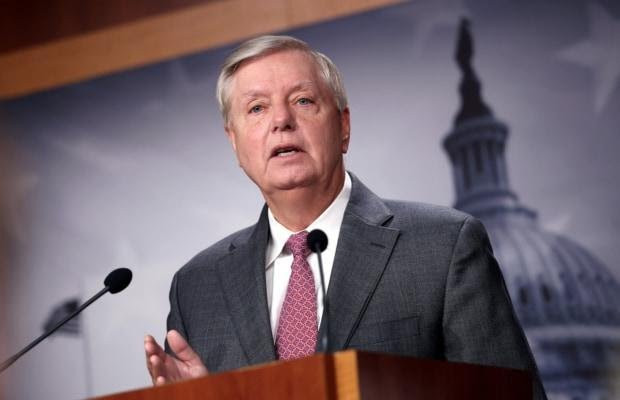 We will be going back to Afghanistan--- Sen. Lindsey Graham