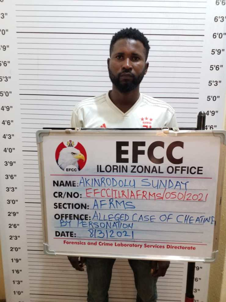US Military: Court jails 3 persons in Kwara over frauds (PHOTOS)
