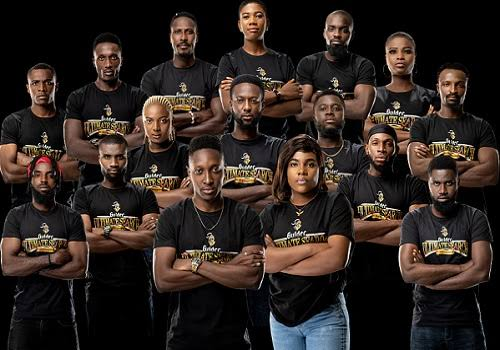 Gulder ultimate search releases names of contestants