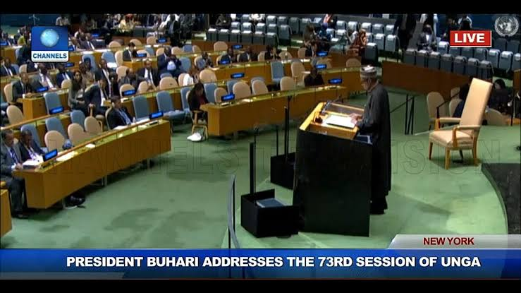 What Buhari told world leaders about Boko Haram at UN meeting