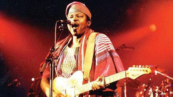 Buhari salutes Sunny Ade at 75