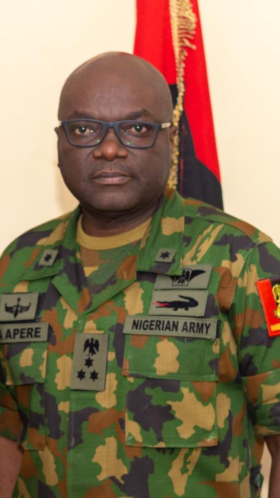 Gov. Abdulrazaq mourns Kwara-born Army General, late Dayo Apere