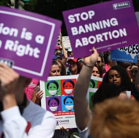 Pro-abortion protesters intensify street protest
