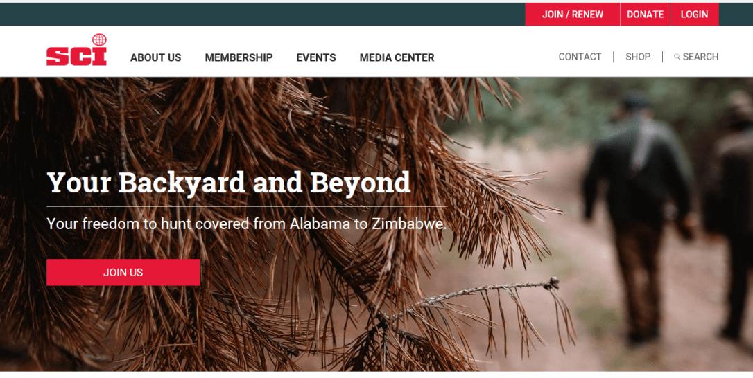 Ny SCI web site