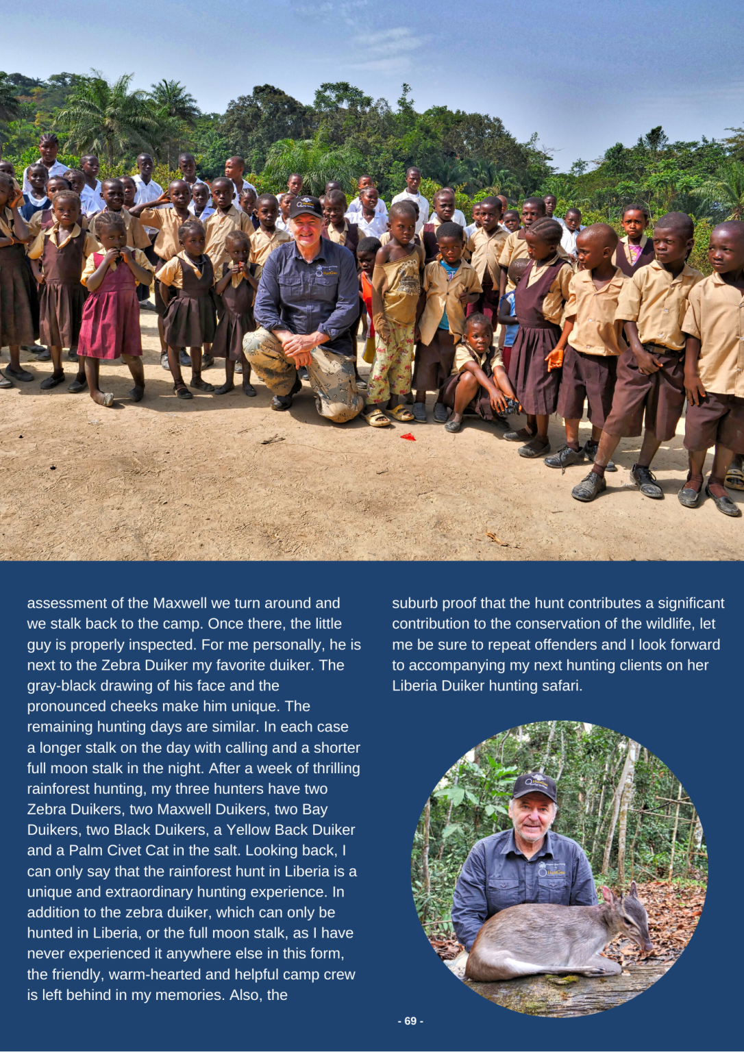 NORDIC SAFARI CLUB CHAPTER NEWSLETTER 3rd QUARTER 2019 (23)