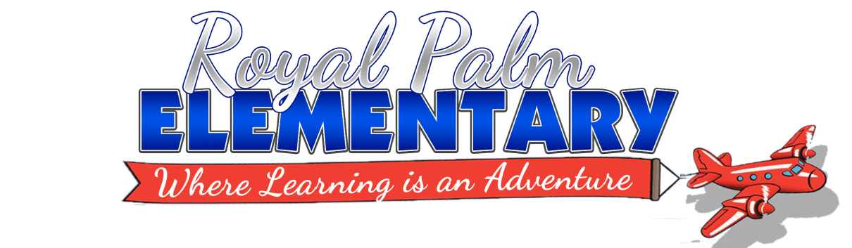 Royal Palm Elementry Where Learning is an Adventure Image