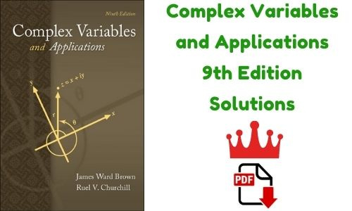 Complex Variables and Applications 9th Edition Solutions PDF