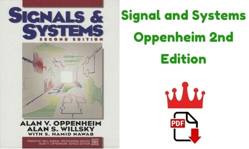 Signal and Systems Oppenheim 2nd Edition PDF