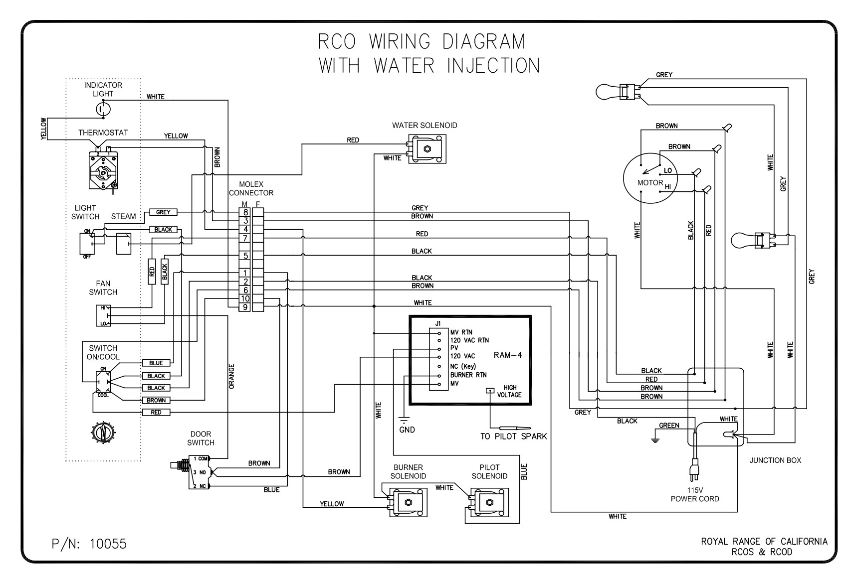 Basic Ga Furnace Wiring Diagram