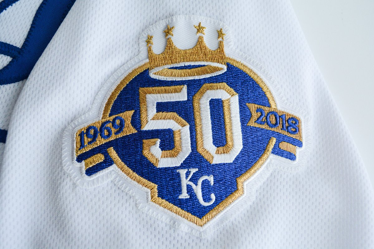 50th patch