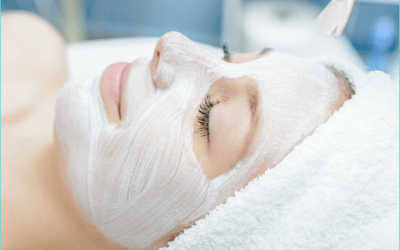 Skin care treatments in summer season
