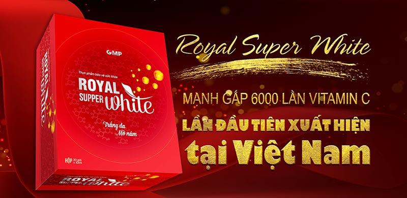 Thành Phần có trong Royal Super White