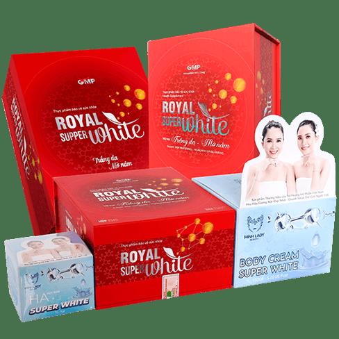 ROYALSUPERWHITE - DICH UONG TRUYEN TRANG