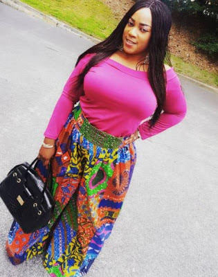 [Ent] Nollywood actress, Lola Margaret arrested for credit card fraud in US o