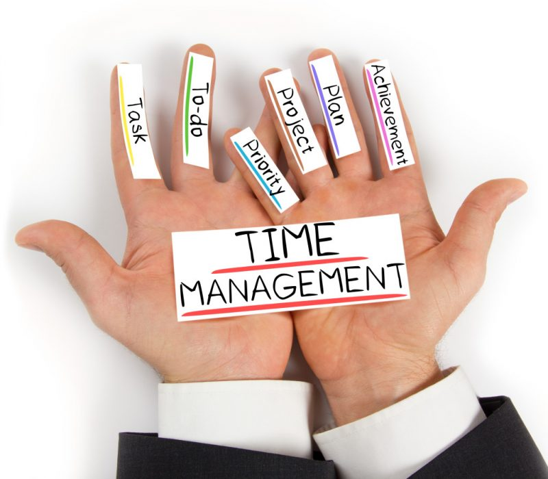 Time Management Tips: It is important to start your day with a plan and one of the most effective ways is to make a daily a to-do list. Make a list of tasks and categorize them into business building activities, client activities, and personal items. Then break bigger unmanageable projects into smaller bits so that are less intimidating and are easier to accomplish. This is one of the most effective ways to manage you time well.