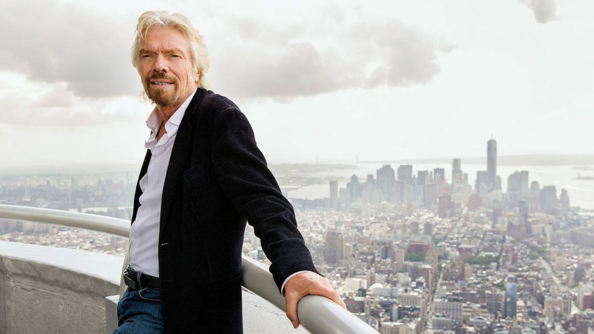 Entrepreneur Richard Branson launched Virgin Records in 1973. Today Virgin Group holds more than 200 companies in more than 30 countries. He is also famed for giving great quotes to encourage both new and seasoned entrepreneurs.