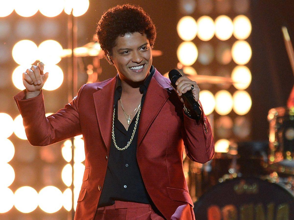 Bruno Mars and Kendrick Lamar 2018 Grammy winners