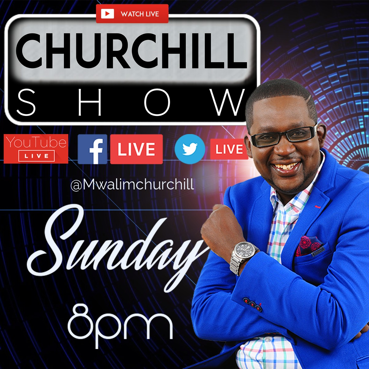 Churchill Show Will Not Be Airing Anymore On NTV