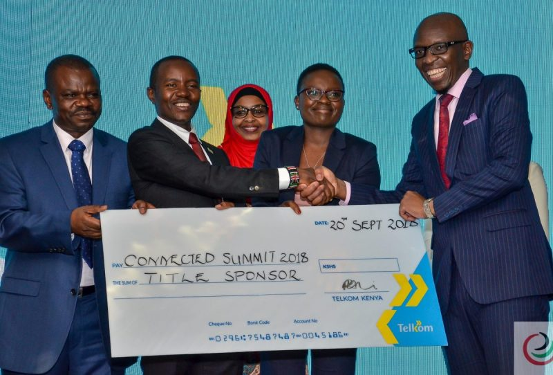 ICT Innovators To Be Feted At 2018 Connected Kenya Summit. ICT Cabinet Secretary Joe Mucheru today officially launched the 2018 Connected ICT Innovation Awards which will see young Kenyan innovators feted during the Connected Kenya Summit that will be held at the Bomas of Kenya from 22nd – 24th October.