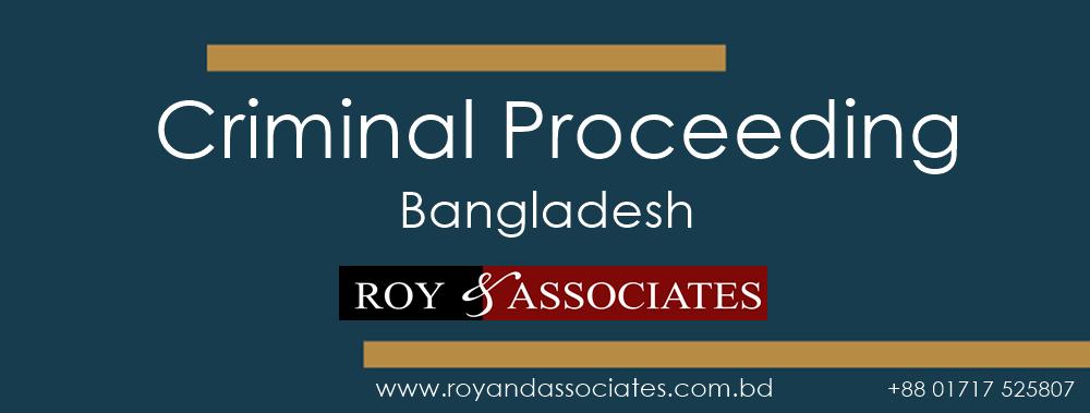 Criminal Litigation in Bangladesh