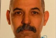 صورة الشيخ ولد اباه.. المواطن الذي حمى أرضاً موريتانية في بغداد ببندقيته