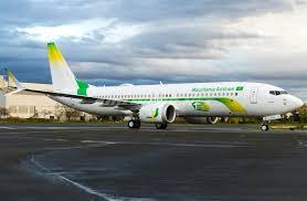 صورة القبض على مقتحم طائرة آمبراير في مطار نواكشوط
