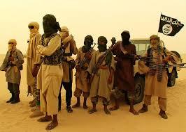صورة إختطاف موريتانيين وأجانب في موقع تابع لشركة موريتانية بمالي