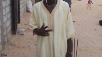 صورة خلاف بين أخوين ينتهي بجريمة قتل في نواكشوط