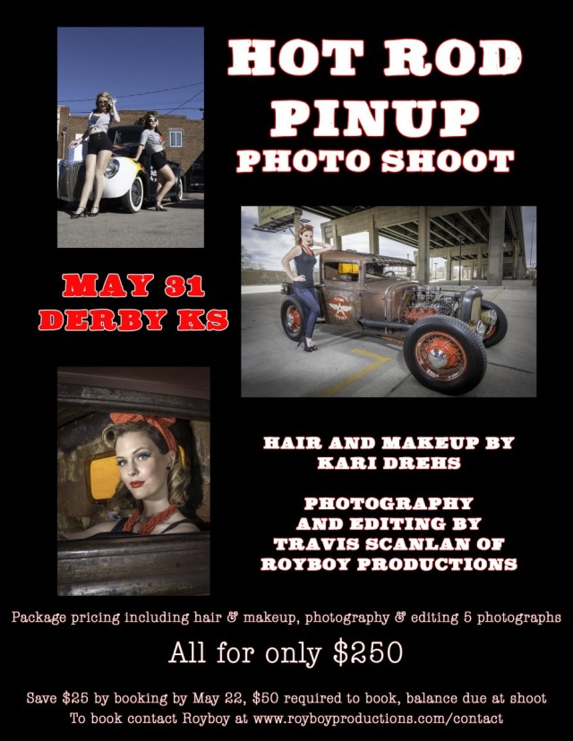 May 2015 Pinup Shoot-Print