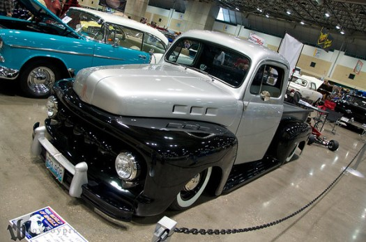 1951 Ford Pickup