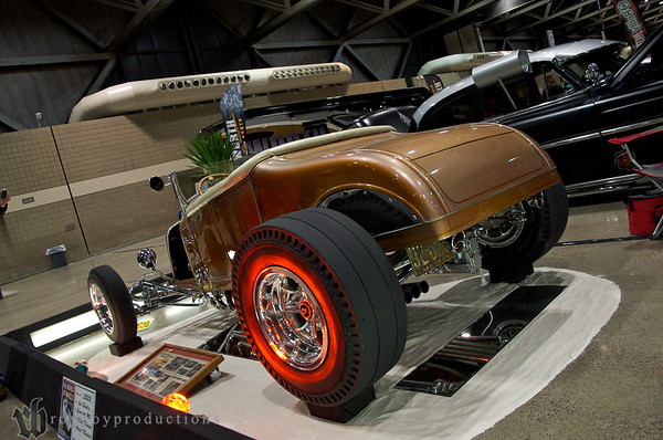 1927 Ford T Roadster