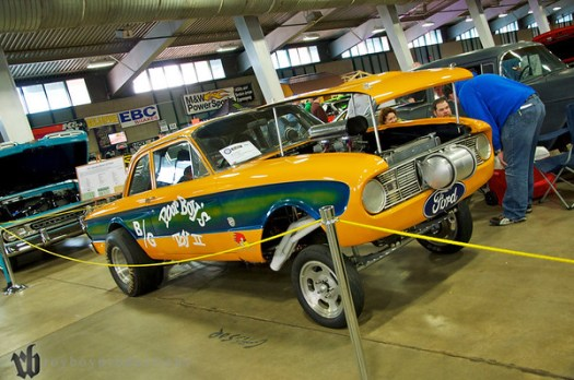 1960 Ford Falcon Gasser