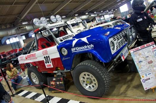1976 Ford BroncoBaja 1000