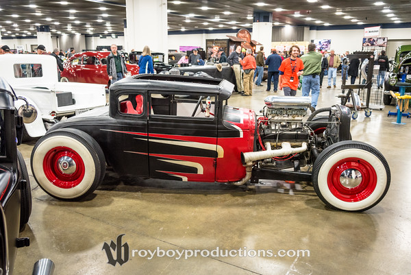 More 2016 Detroit Autorama photo coverage to come! Subscribe to get the updates in your email!