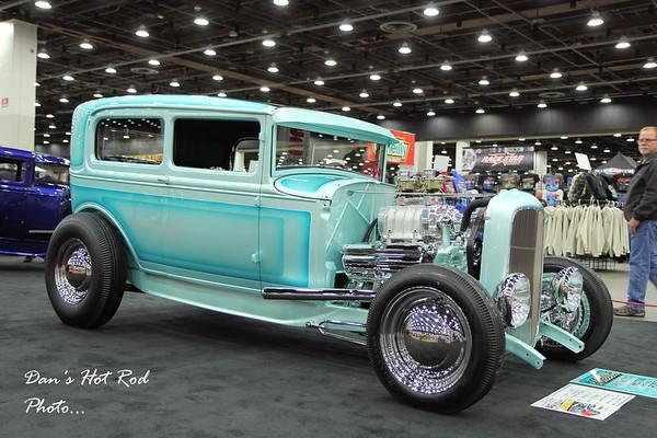 1930; Ford; Model A; Ralph Linda Miller; sedan Ralph & Linda Miller