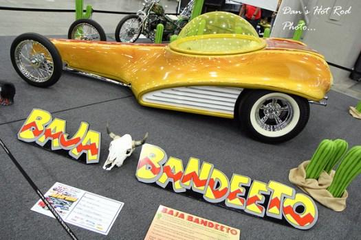 Baja Bandeeto; Spritz by Fritz; VW; Volkswagen Spritz by Fritz