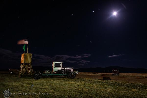2018TrucksCalendar; 042; colorado; hot rod dirt drags; monte Vista