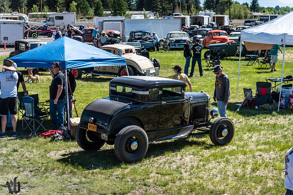 2018; Hot; Rod; Dirt; Drags; 434