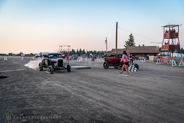 2018; Hot; Rod; Dirt; Drags; 150