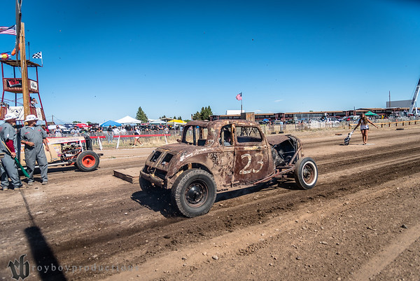 2018; Hot; Rod; Dirt; Drags; 685