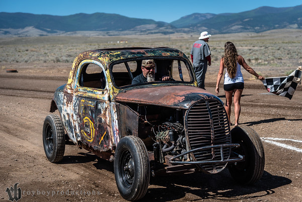2018; Hot; Rod; Dirt; Drags; 378