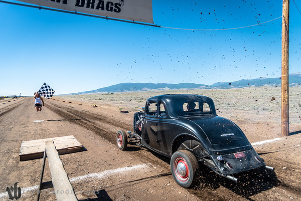 2018; Hot; Rod; Dirt; Drags; 395