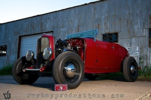 Ford;hotrod;roadster;traditional;