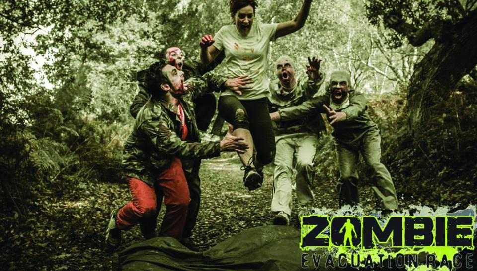 Zombie Evacuation