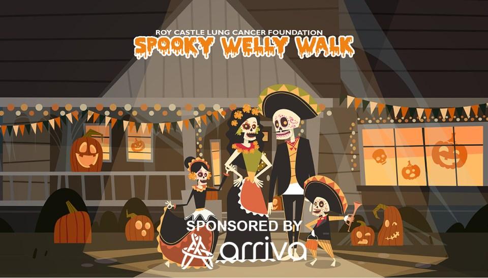 Spooky Welly Walk