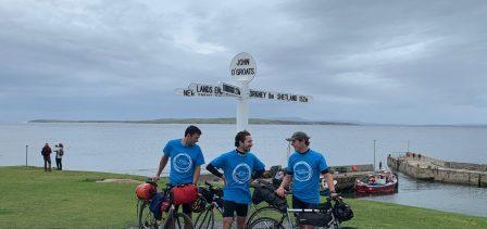Land's End to John O'Groats Cycle