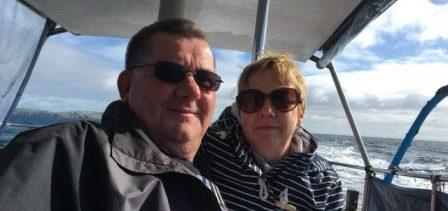Yvette's lung cancer story